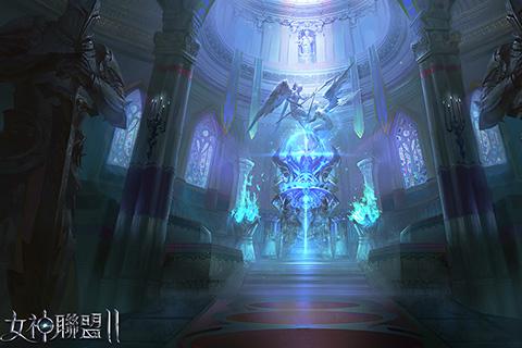 女神联盟-室内